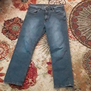 Urban Star Mens Denim Jeans 36x30